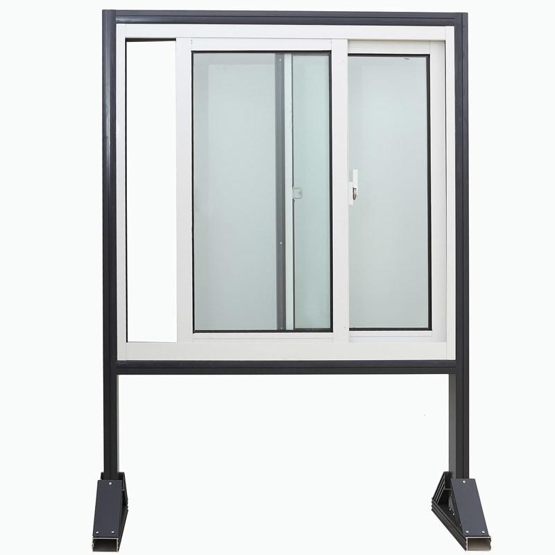 Double Glazing Aluminum Sliding Window with Cheap Price