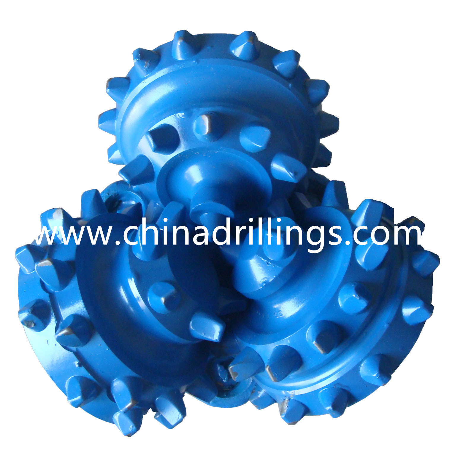 311.14mm IADC 417 Tricone Rock Bit for Well Drilling