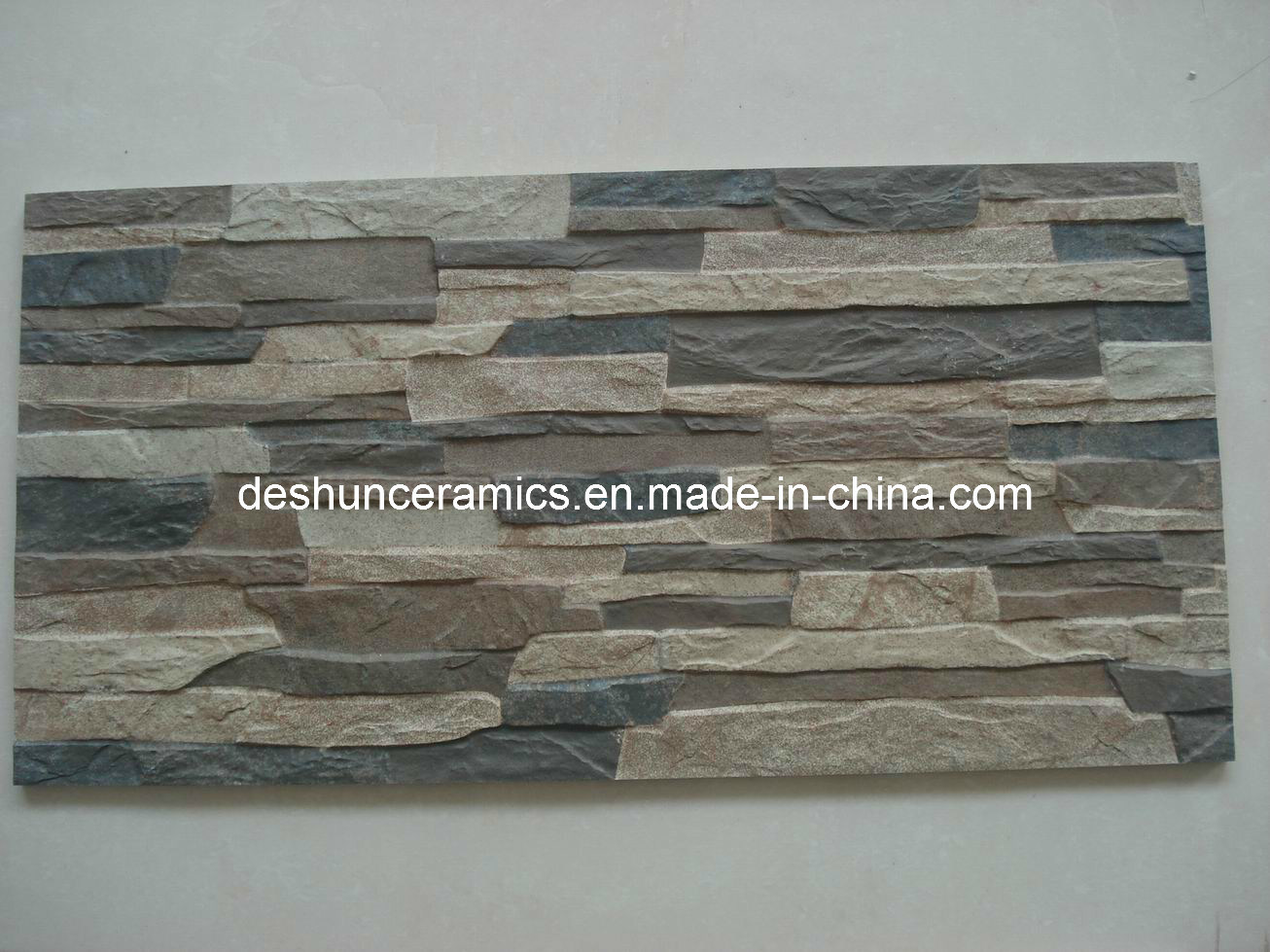 China 333x500mm New Designs Decorative Slate 3D Inkjet