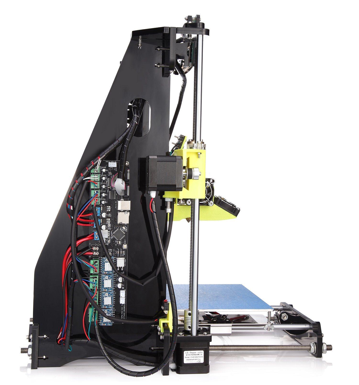 Hot Sale Reprap Prusa I3 Rapid Prototype Fdm 3D Printer