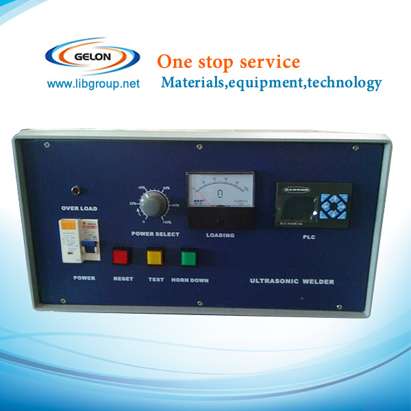 Ultrasonic Metal Welding Machine for Lithium Ion Battery Electrodes