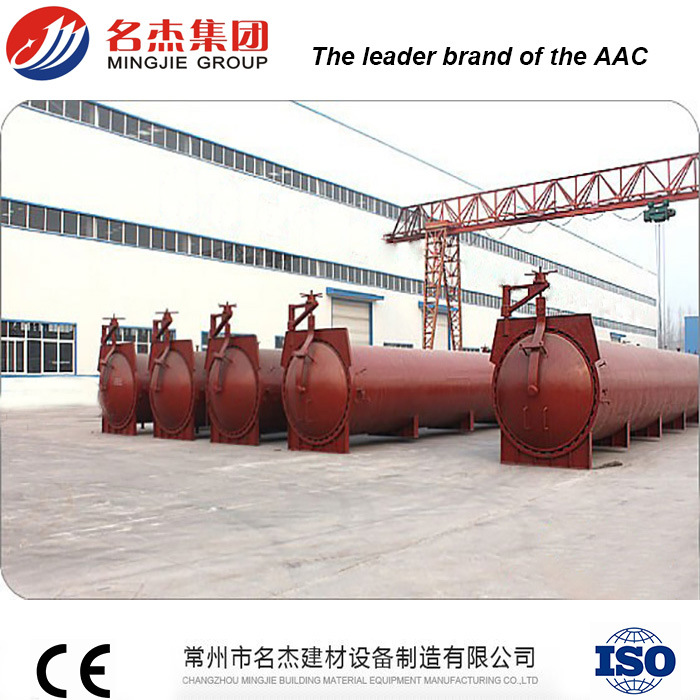 High Efficiency Light Weight Block Autoclave