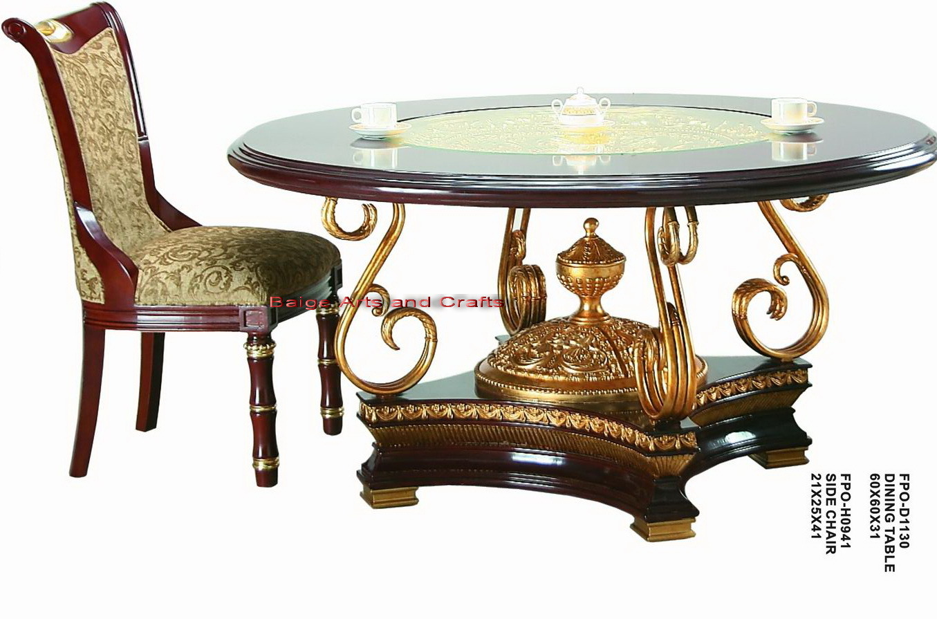 china latest classic wooden dining table d 1130 photos