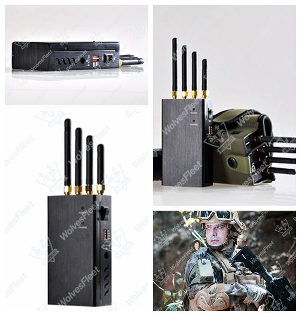 Handheld Cellphone Signal Jammer Wf-121b