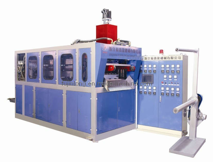 Plastic Thermoforming Machine (FJL-660SB-C)
