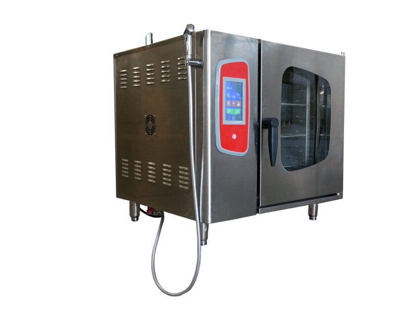Electric Combi Oven for Commercial Kitchen