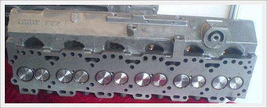 Dongfeng Cummins Engine Cylinder Head (3966454/C4929518/3933370)