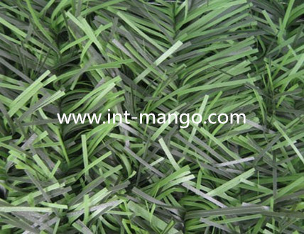 Green Grass Artificial Hedge Fence for Outdoor (MW16002)