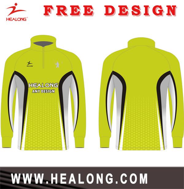 Profashional Sunproof Fishing Uniforms Garment Factory with Stocks Fabric