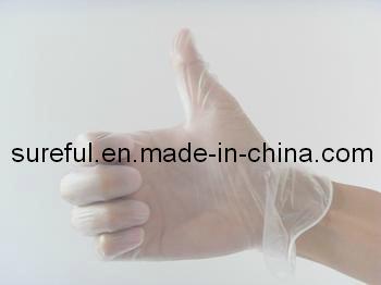 Disposable Vinyl Glove/Disposable PVC Glove
