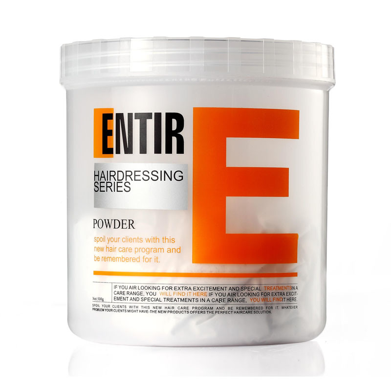 Entir Perfume Bleaching Powder for Salon Use