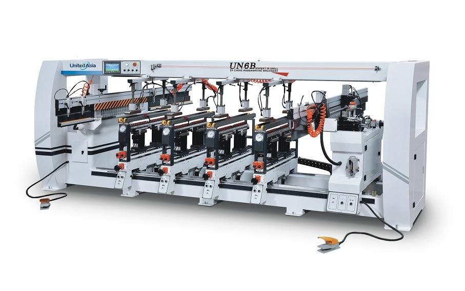 UN6B Six Line Boring Machine