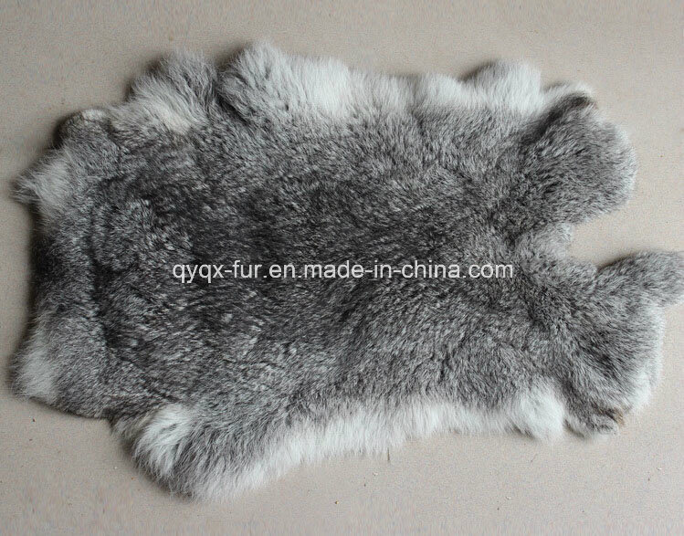 Factory Wholesale 100% Real Rabbit Skin for Garment