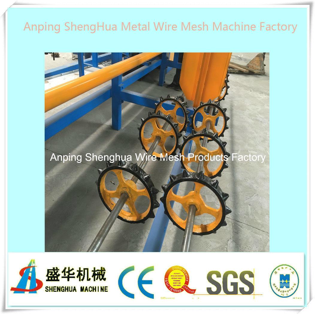 Full Automatic Chain Link Fence Machine (diamond mesh machine)