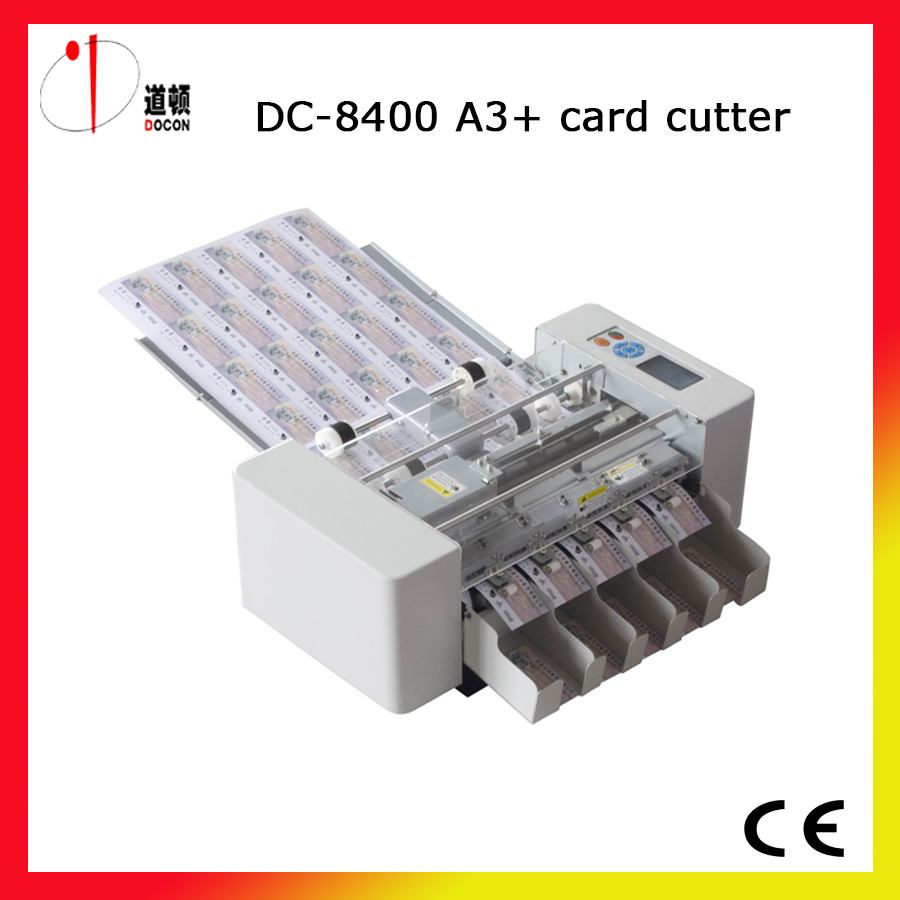 Business Card Cutting Machine A3+ Automatic Name Card Cutter