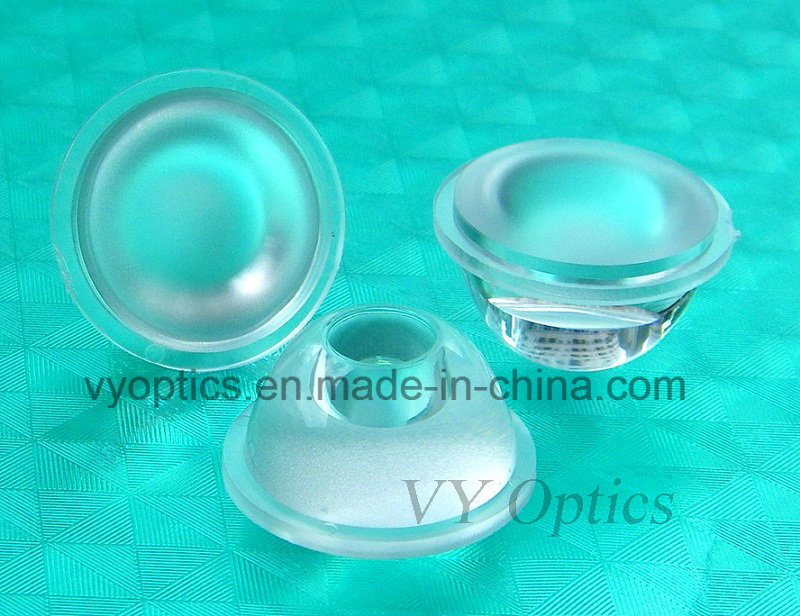 Optical LED Glass Lens for High Power Street Light