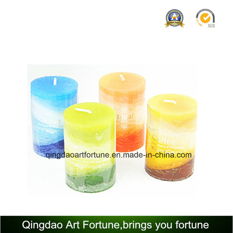 Aroma Scented Handmade Candle for Decoration Manufacturer