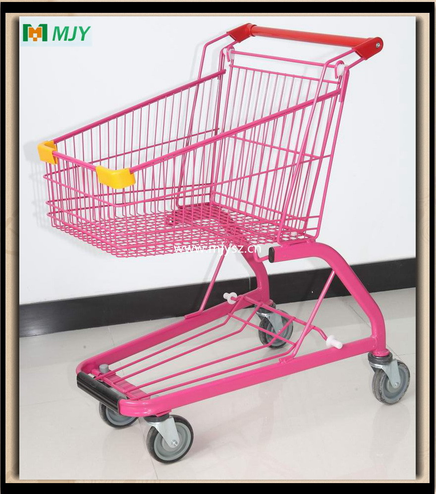 Smart Shopping Trolley Mjy-N02