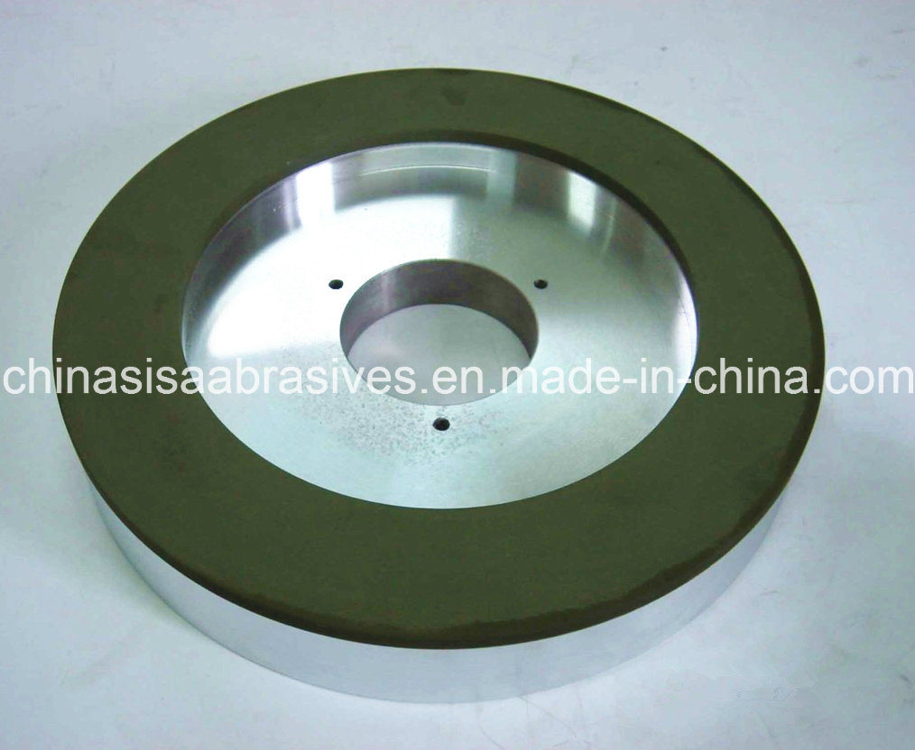 CBN Grinding Wheels for Oil Pump and Nozzle Plunger