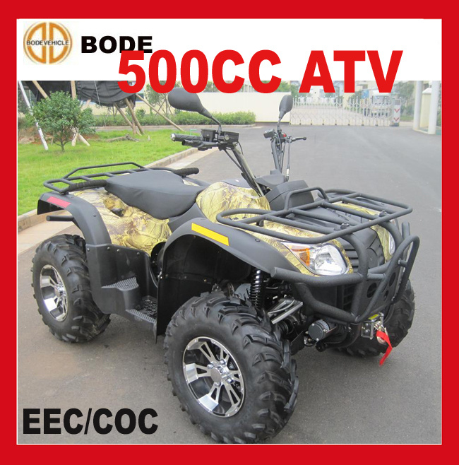 New EEC 500cc 4X4 Quad Bike (MC-396)