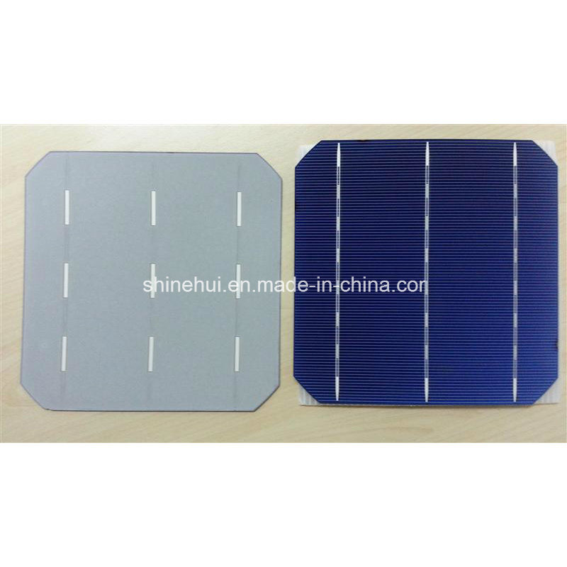 156*156 Mono /Poly Solar Cell Yingli Solar Cells with 25 Years Warranty