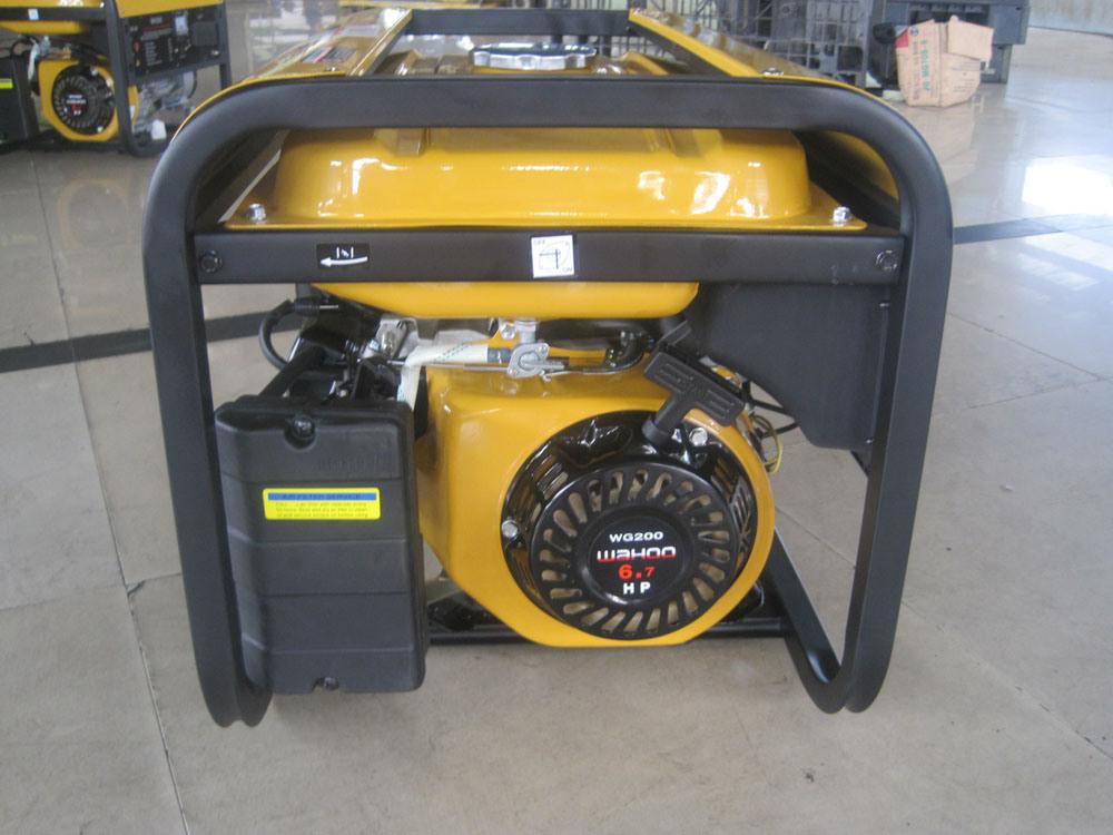 CE 2500W Air Cooled 6.7HP Honda Engine Gasoline Generators (WH3500)