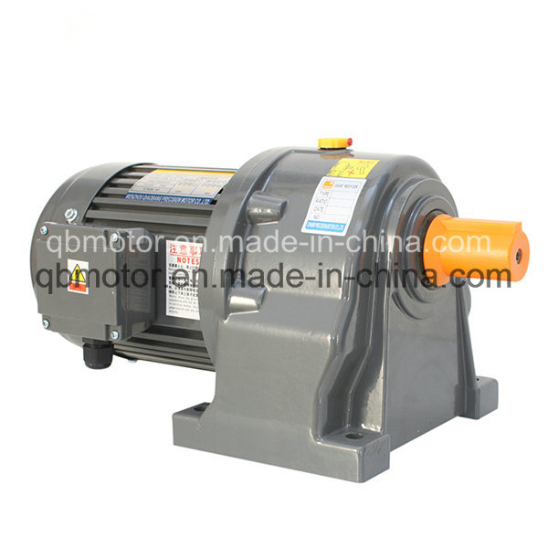 3HP Shaft Dia. 32mm 220V 380V 3-Phase AC Gear Motor