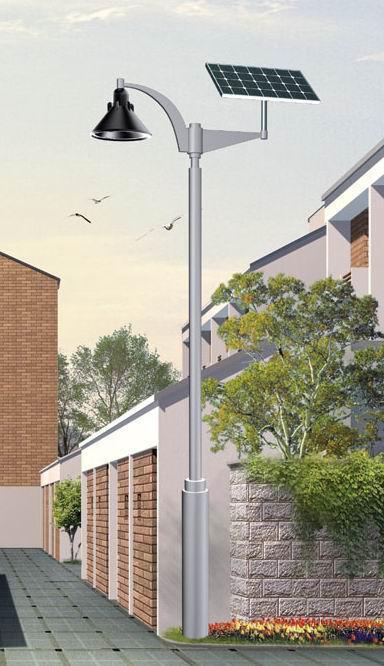 10W Solar Garden Lights, Super Bright Design