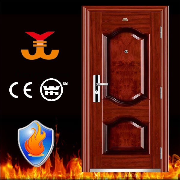 Modern Steel Security Doors (JX-910)