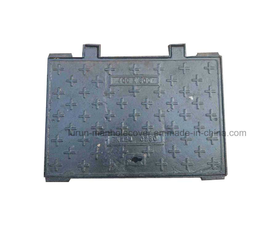 SGS Security SMC Square Sanitary Sewer Manhole Cover