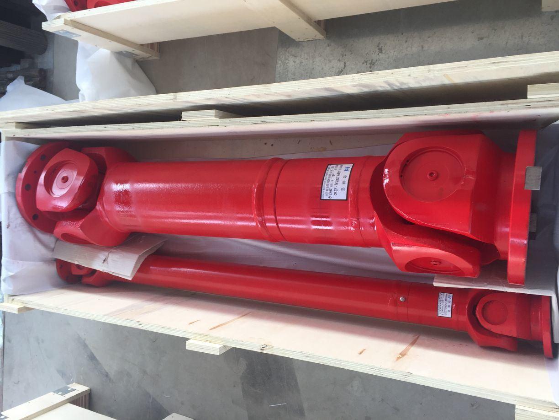 Flexible Cardan Shaft for Steel Milling Machine
