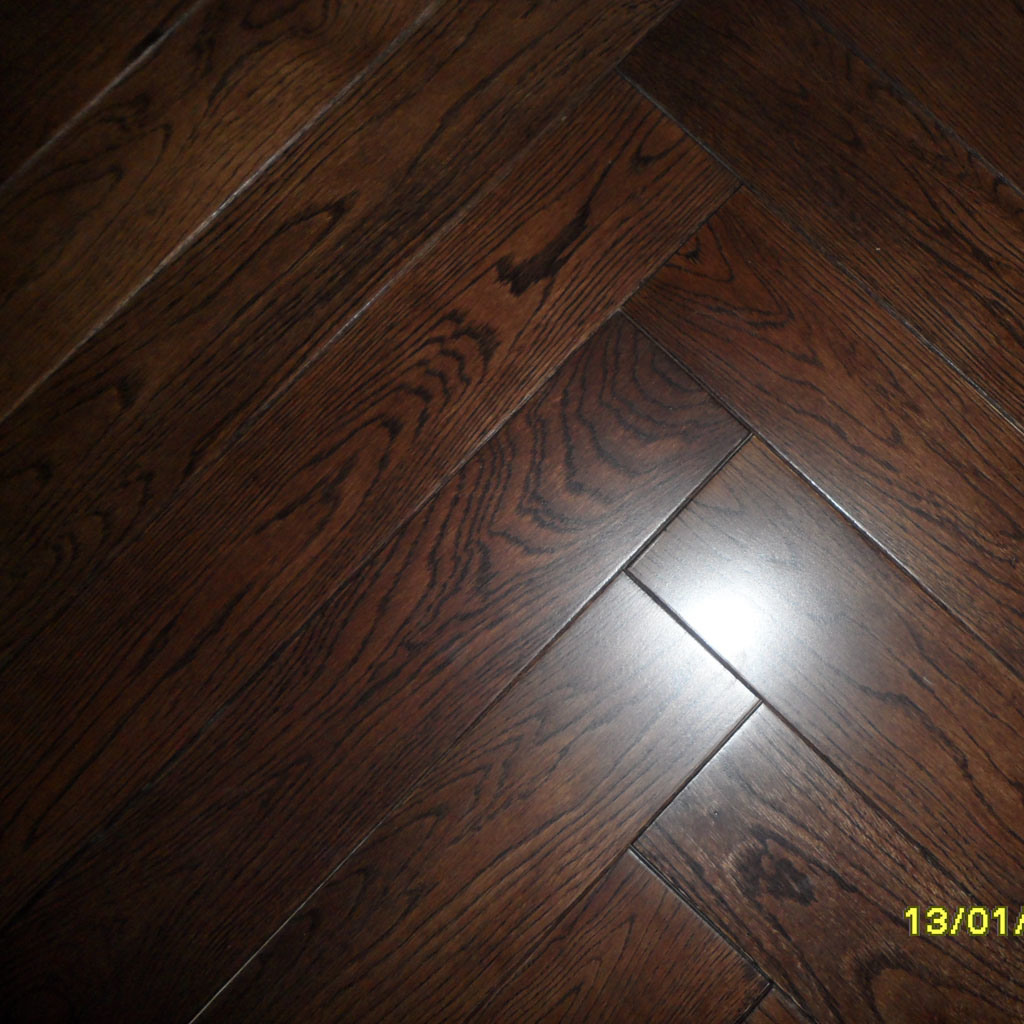 Staining hardwood floors darker flooring ideas home for Black hardwood flooring