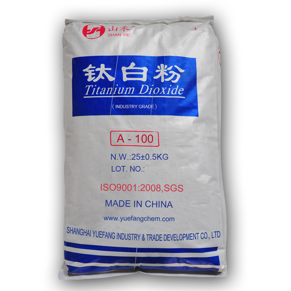 Anatase Titanium Dioxide A100 for General Use