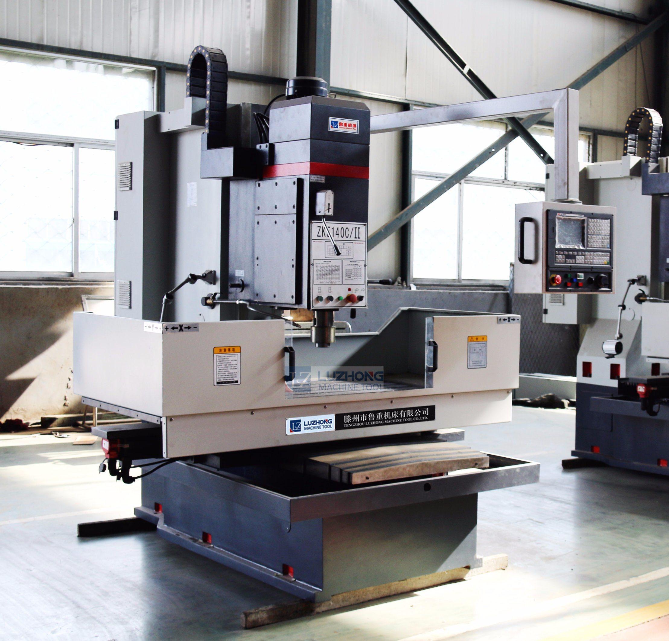 CNC Vertical Drilling Machine Withe High Precision (ZX5140C/3 5150C/3)