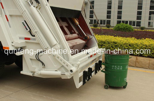 Mqf5160zysd5 Compression Type Garbage Truck