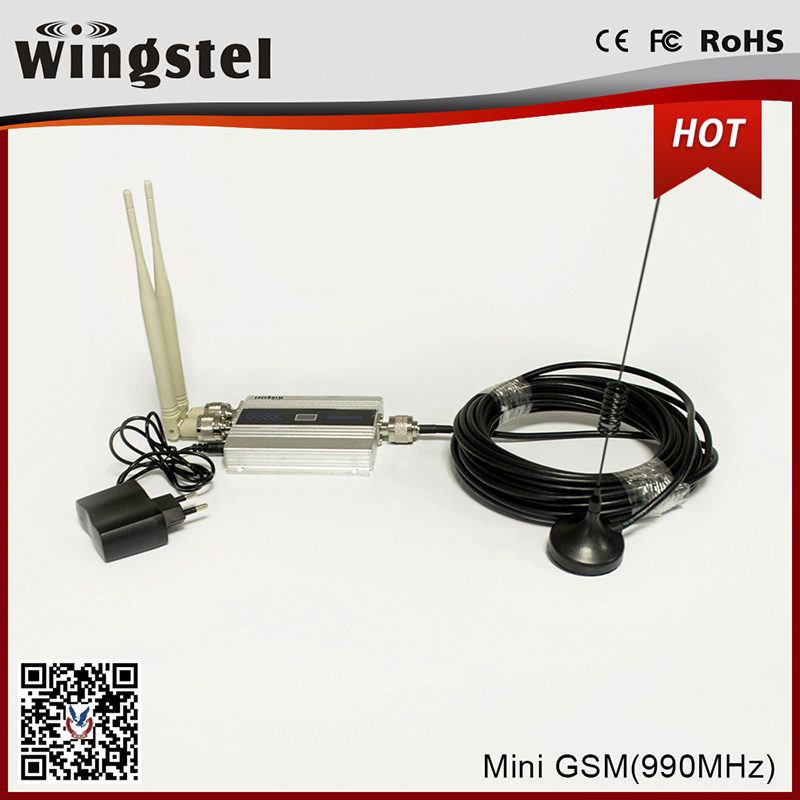 Mini GSM 900MHz Mobile Signal Booster with LCD