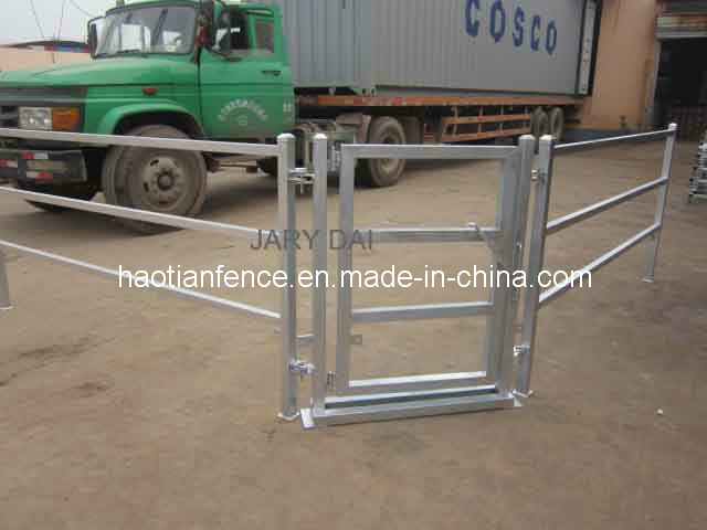 Oval Rails Cattle Panels Livestock Yard Horse Panels Australia Standard