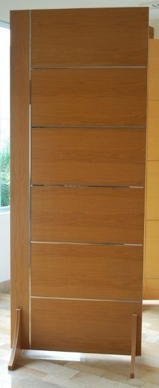 Full Solid Wood Door Interior Design Cheap Door
