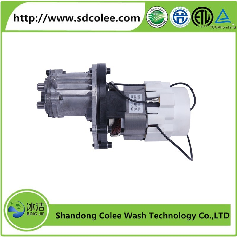 Host Machine for Cleaning Tool