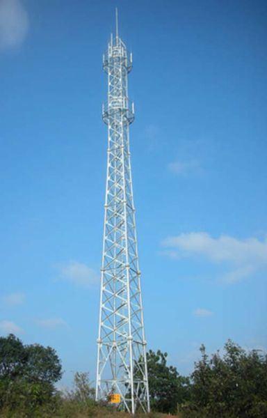 Transmission Lattice Angle Steel Tower