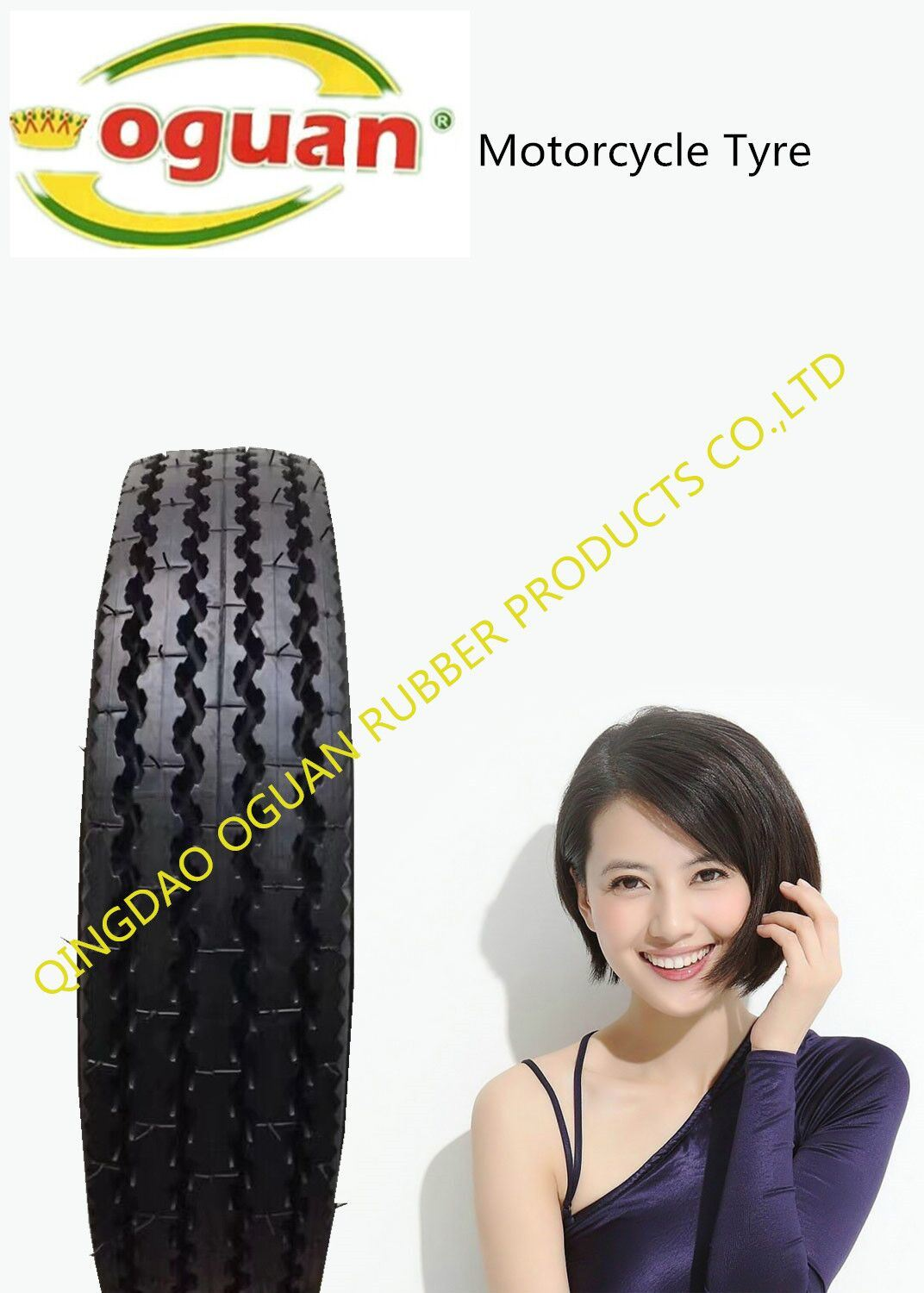 Tricycle Tyre for Electric Vehicle