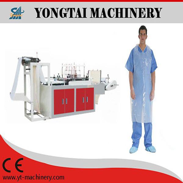 Disposable Apron Making Machine (Model-WQJ)