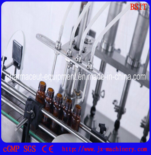 Syrup Liquid Filling & Sealing Machine
