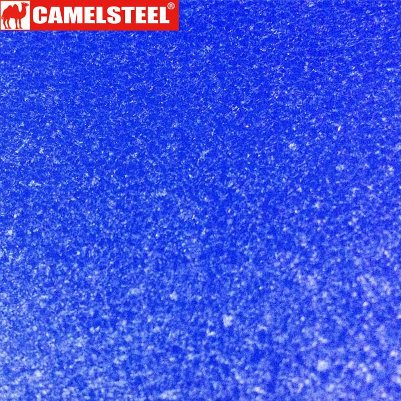 Wrinkle PPGI Steel Sheet for Construction Material Roofing Sheet