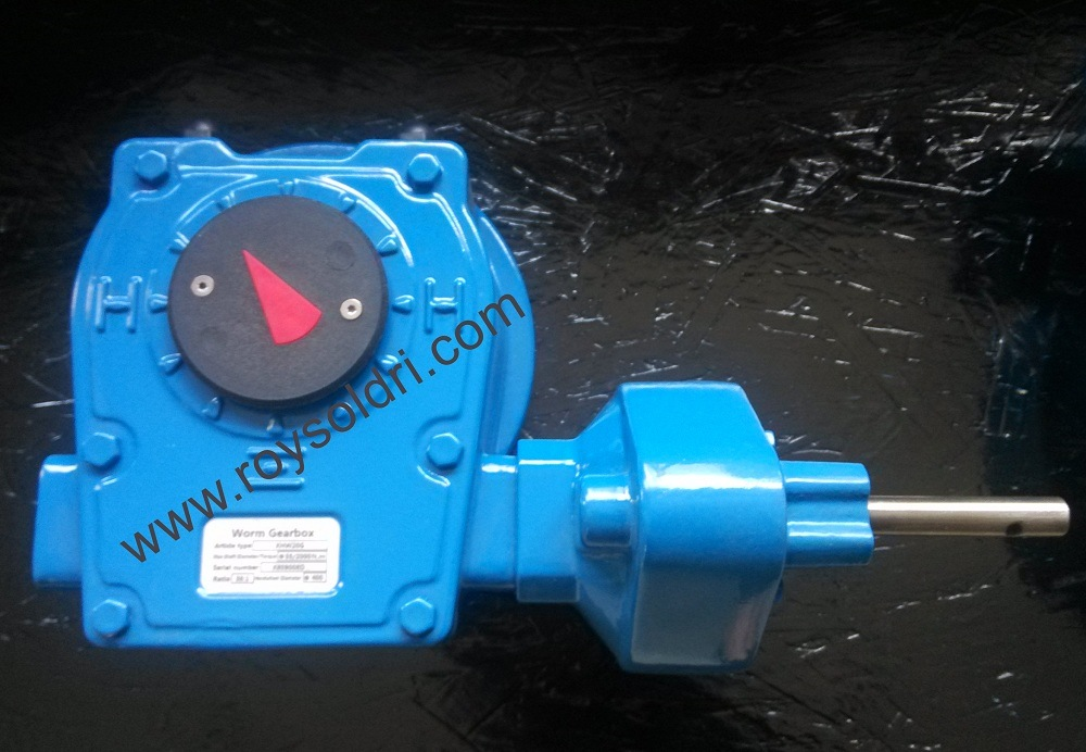 Rhw20pd4 Worm Gearbox