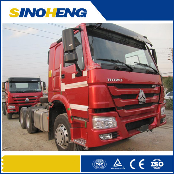 Sinotruk HOWO 6X4 Tractor Truck for Sale