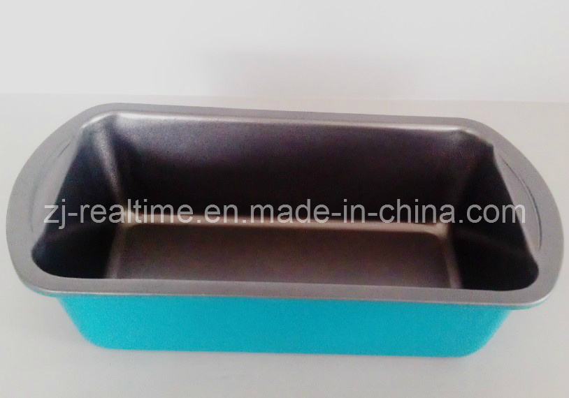0.6mm Thickness Carbon Steel Cake Mould Loaf Baking Pan Cake Mold