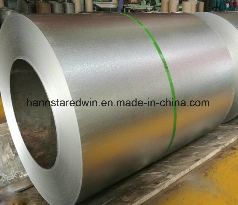 Anti Finger Gl Hot Dipped Galvalume Al-Zn Alloy Coating Steel