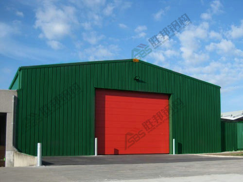 Sbs Steel Structure Warehouse
