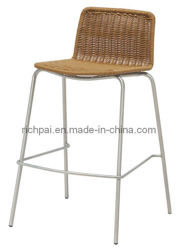China Wicker Bar Stool RCR112 China Outdoor Furniture  : Wicker Bar Stool RCR112  from richpai.en.made-in-china.com size 602 x 852 jpeg 40kB